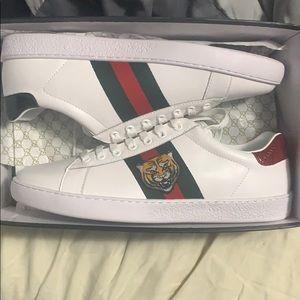 Custom Gucci Tiger Sneakers (rep) size 9 US Mens